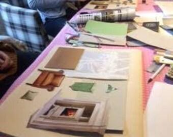 GIFT VOUCHER One Day Interior Design Workshop/Mother's Day Gift