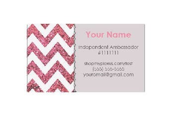 Plexus Business Card, Compliance Approved Business Card