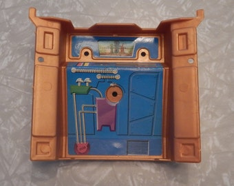MOTU - Eternia Playset - Weapon Rack Accessory - Masters of the Universe - Parts