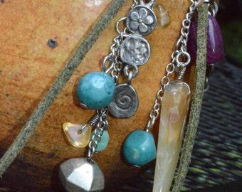 Eclectic Dangle Earrings
