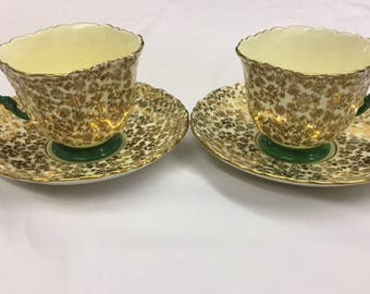 Aynsley Bone China Teacup set