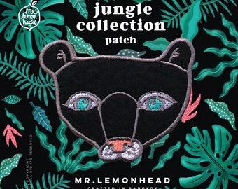 Black tiger jungle collection