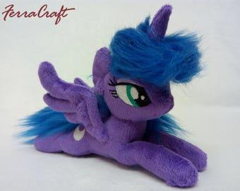 Princess Luna My Litlle Pony plush toy