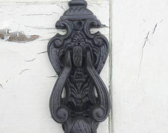 Iron Door Knocker, Home Decor, For The Home, Garden Decor
