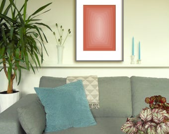 Posters and prints printable wall art print mid century modern poster instant download printable wall decor download abstract art poster set