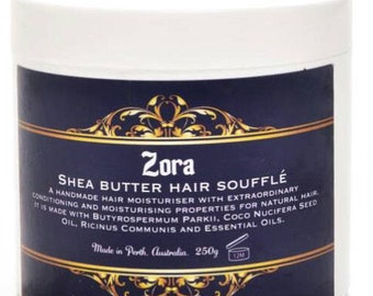 Shea butter hair soufflè