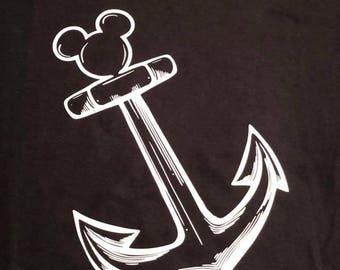 Mickey Anchor t-shirt