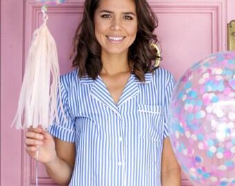 Women's clothing, Ladies Sleepwear, Pyjama Set, Bridesmaids Gifts, Romper Pyjamas, Bridesmaid Pyjamas, Pyjamas For Girls, Women's Pyjamas