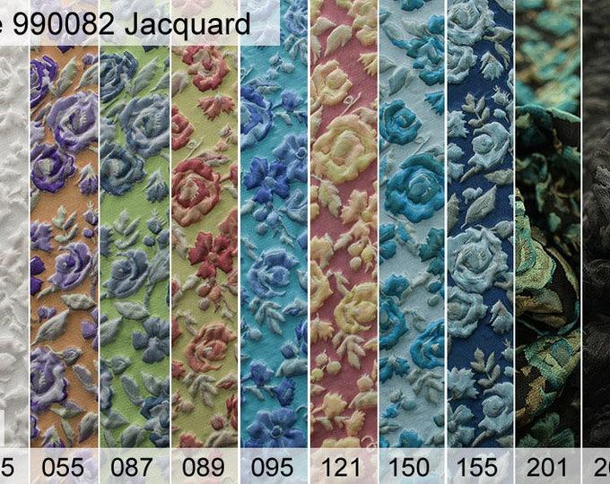 990082 Jacquard sample 6 x 10 cm