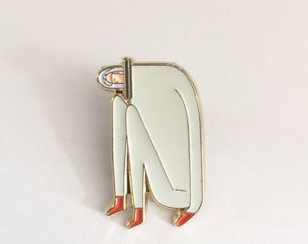 Spaceman - Enamel Pin