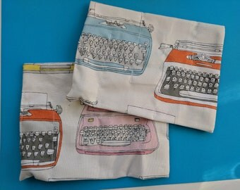 Typewriter Marble Maze Fidget