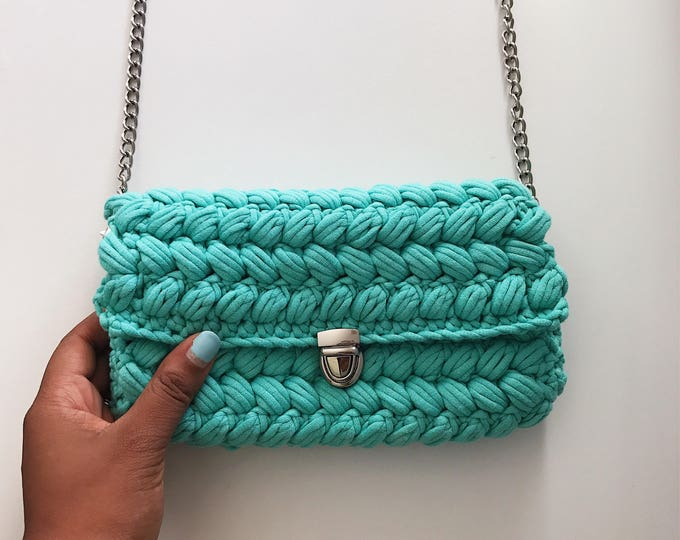 Featured listing image: The Lupita Braided Shoulder Bag