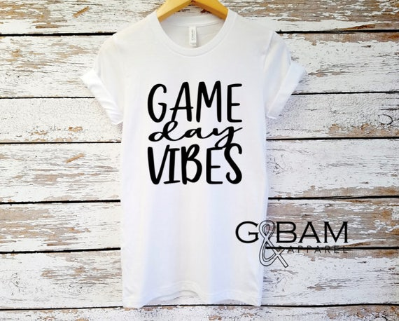 Game day vibes // Football shirt // Football Season //