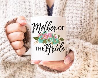 Mother Of The Bride Mug, Wedding Mug, Mother Of The Groom, Wedding Gift For Mom, Mom Mug, Mother In Law Mug, Engagement Gift, Christmas Gift