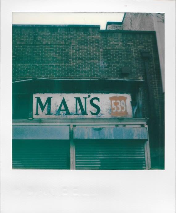 Man's 539
