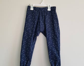 READY TO SHIP - Chillax Pants - Pants - Girls and Boys Pants - Childrens Pants - Toddler Pants - Size 5
