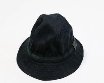 GUCCI - Logated cotton hat