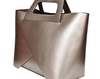 Dove Origami Style Handbag