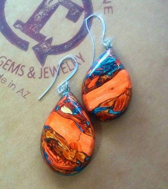 Desertscape Tumbleweed Earrings