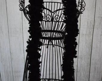 Loopy Scarf - Black