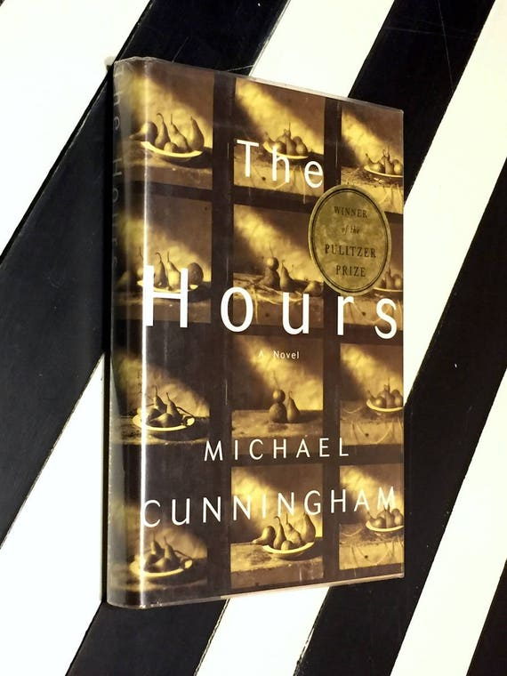 The Hours by Michael Cunningham (1998) hardcover book