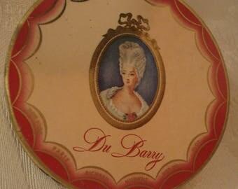 Vintage Du Barry Face Powder Richard Hudnut Unused
