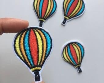 Balloon Iron On Patch
