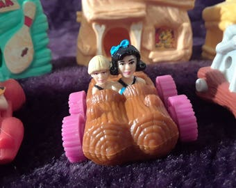 Flintstones Happy Meal Figures