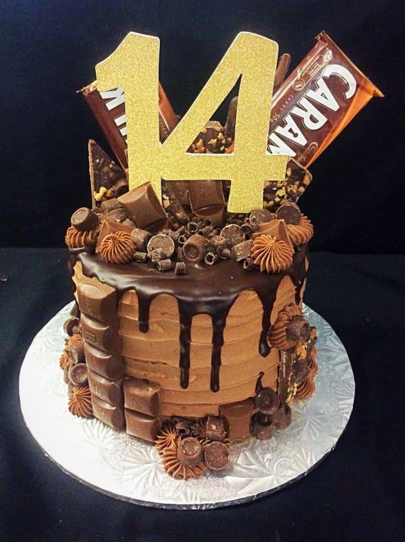 Th Birthday Cake Drawing