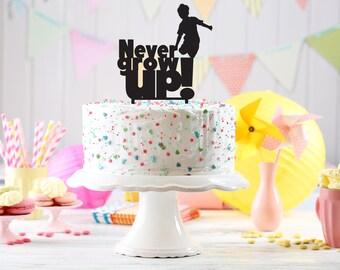 Kids birthday Cake Topper- Kids Cake Topper, Custom Name Cake Topper,Birthday Cake Topper,Birthday Cake Topper, Cake Decoration Cake Topper