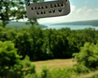 Keuka Lake Necklace