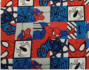 SpiderMan~available in Collar Cover, Bandanna, Chillerz or Poop Bag/Treat  Bag