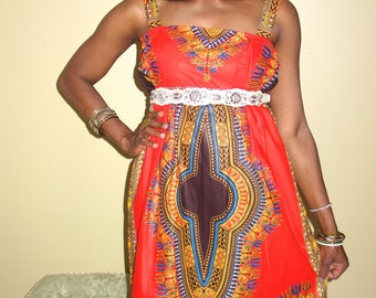 Dresses, African Dresses for Woman, African Clothing,  African Print Dress, African Wax Print, African Dress, Dashiki Dress, Dashiki