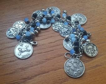 The Zodiac Charm Bracelet