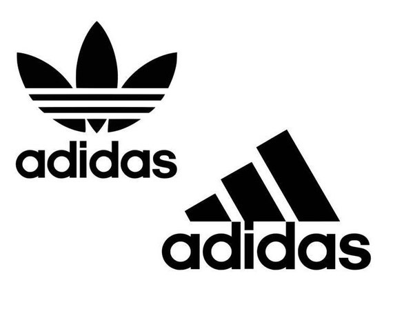 Adidas svg svg dxf cricut silhouette cutting file instant