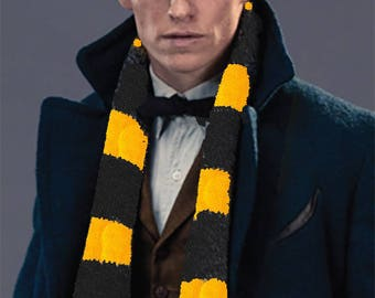 Wizard Scarf, Witch Costume, House Scarf, Harry Scarf, Potter Scarf