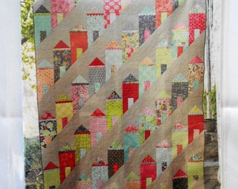 Painted Ladies by Eye Candy Quilts