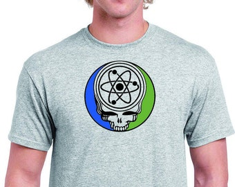 Science Steal Your Face