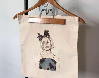 Maria Bamford Tote Bag