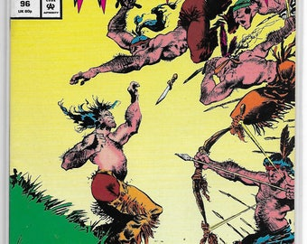 Marvel Comics Presents #96   WOLVERINE