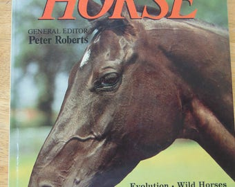 Complete Book of the Horse , 1985 , Peter Roberts ,