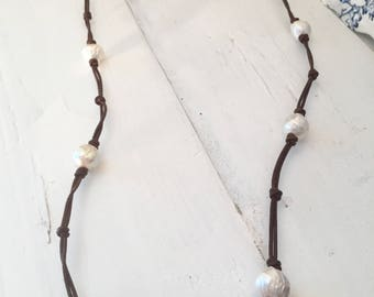 Yangtze Pearl Neacklace 36 inches
