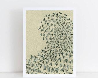 Estorninos / Starlings