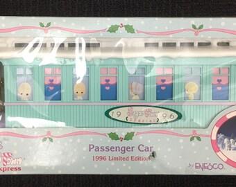 Enesco Precious Moments Sugar Town Express Passenger Car ; 1996 Enesco