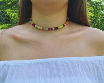 Colorful Beaded