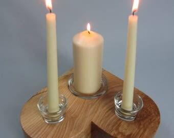 Wedding Unity Candle Holder