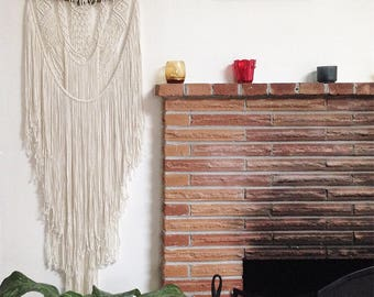 Gypsy Macrame Wall Hanging