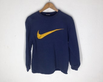Vintage Nike BIG LOGO Sweatshirts Size L