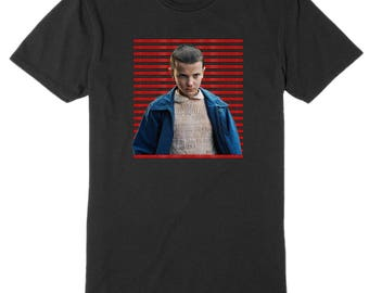 Stranger Things -  Eleven 011 <3 -  Toddler / Youth / Adult Unisex Printed T Shirt