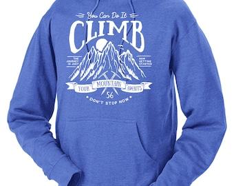 Climb National Park Adventure Unisex Hoodie